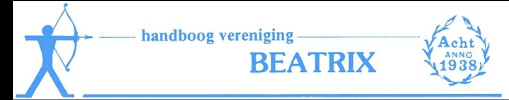 Handboog Vereniging Beatrix